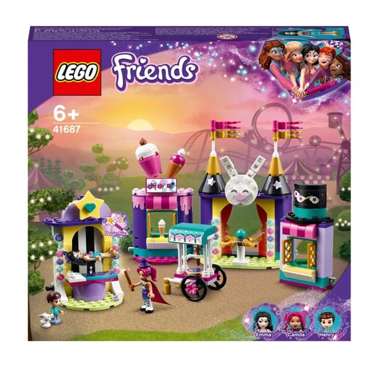 LEGO Magical Funfair Stalls 41687