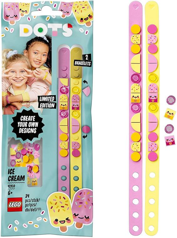 LEGO Ice Cream Besties Bracelets 41910