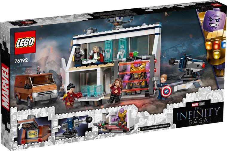 LEGO Avengers: End Game Final Battle 76192