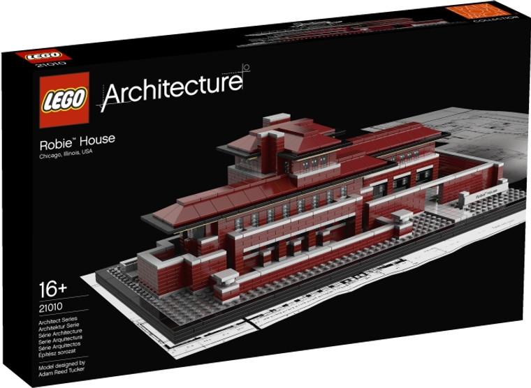 LEGO Robie™ House 21010