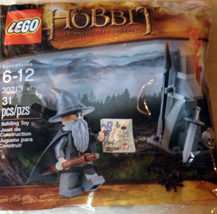 LEGO Hobbit Gandalf at Dol Guldur 30213