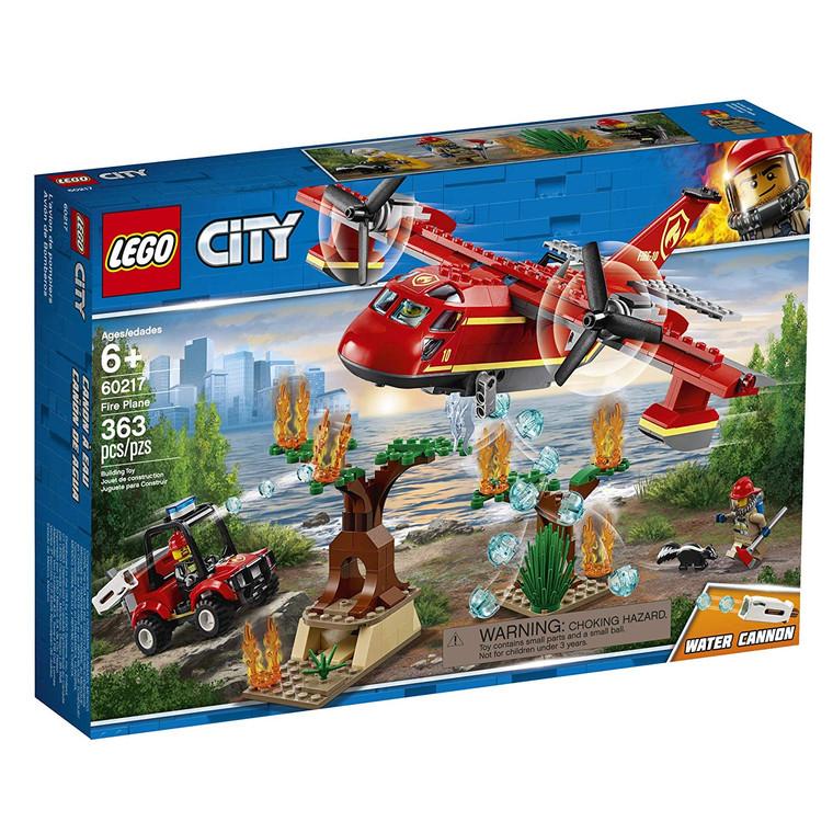 Fire Plane-City