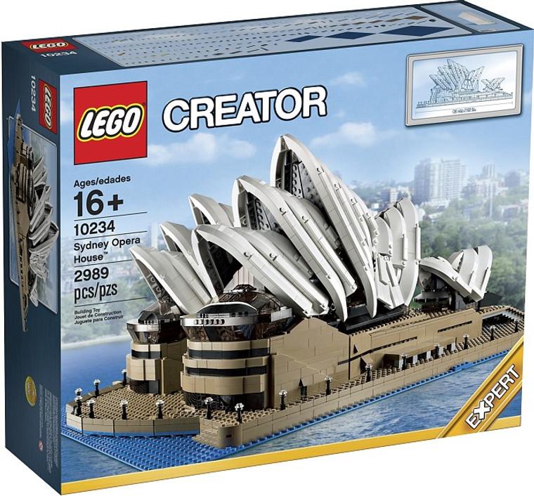LEGO Sydney Opera House™ 10234