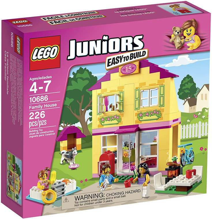 LEGO Family House-Jun 10686