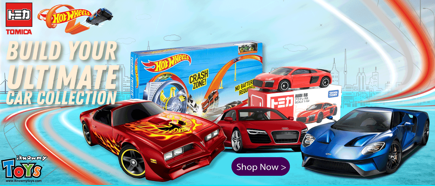 IKnowMyToys - Pakistan's First Branded Toy Store
