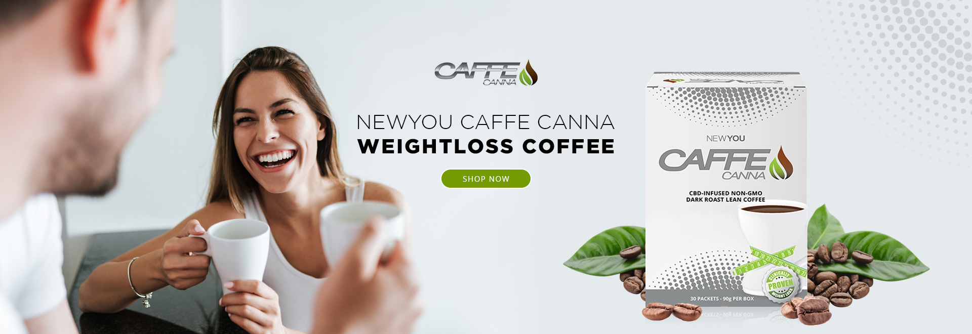 Caffe Canna - Weightloss Coffee