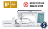 Brother Innov-is-Luminaire-XP1 Sewing, Quilting and Embroidery Machine
