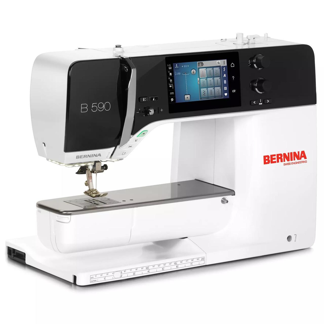 Bernina 590 Sewing & Quilting Machine