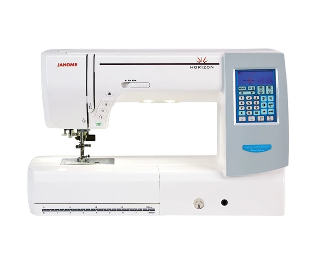 Sewing Machine Parts-Memory Craft Janome Spring Free arm Hoop C