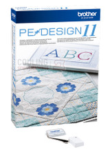 Brother PE Design 11 New Digitizer Software PED11