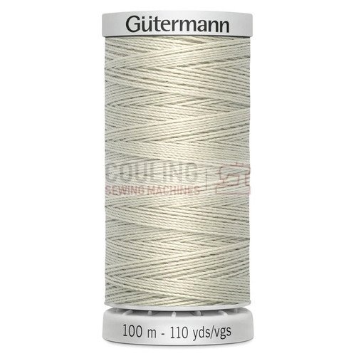 Gutermann Extra Strong Upholstery Thread 100m - 299 Natural Beige