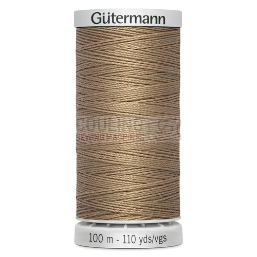 Gutermann Extra Strong Upholstery Thread 100m - 139 Sand