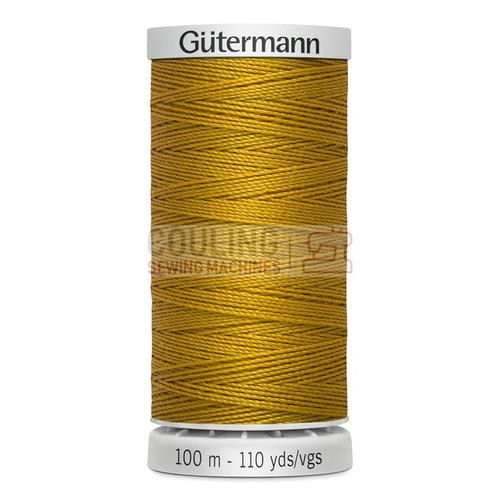 Gutermann Extra Strong Upholstery Thread 100m - 412 Ginger