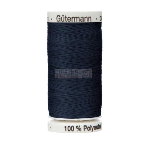 Gutermann Extra Strong Upholstery Thread 100m - 339 Dark Blue Navy