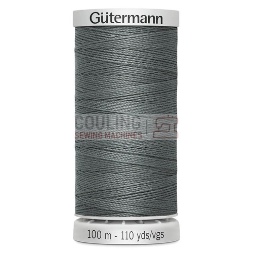 Gutermann Extra Strong Upholstery Thread 100m - 701 Grey