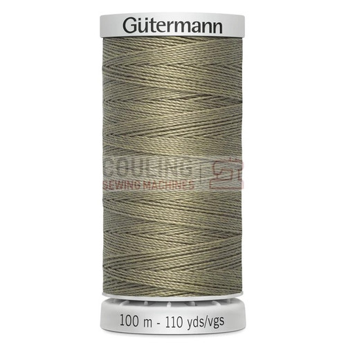 Gutermann Extra Strong Upholstery Thread 100m - 724 Dark Beige
