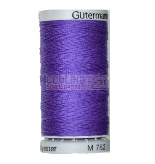 Gutermann Extra Strong Upholstery Thread 100m - 392 Purple