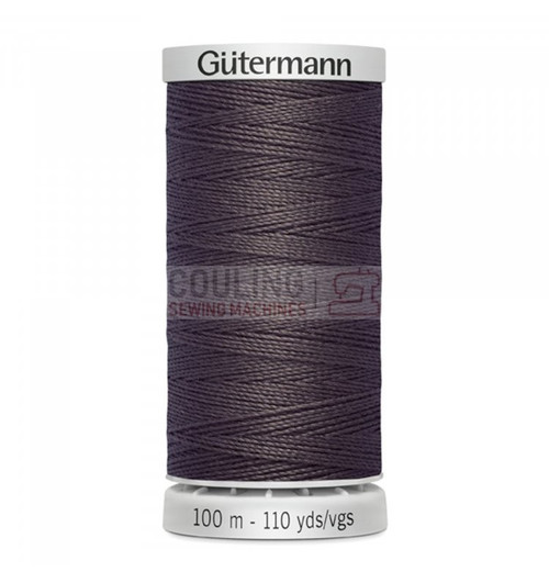 Gutermann Extra Strong Upholstery Thread 100m - 540 Dark Brown