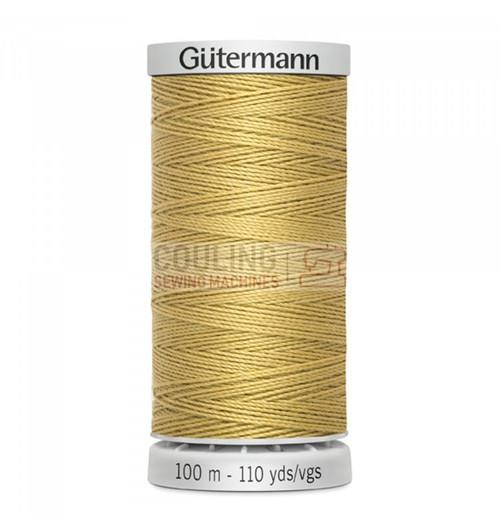 Gutermann Extra Strong Upholstery Thread 100m - 893 Dark Sandstone