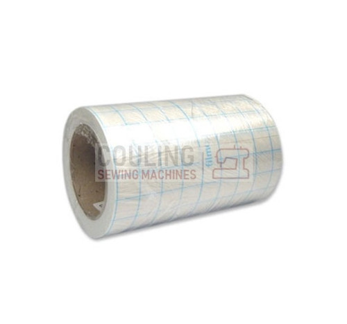 Filmoplast Embroidery Stabiliser Sticky Self Adhesive Backing 17cm x 25m (Small Roll)