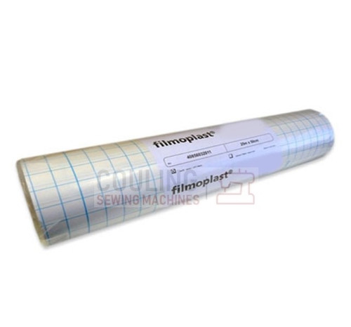 Filmoplast Embroidery Stabiliser Sticky Self Adhesive Backing Full Roll 50cm x 25m