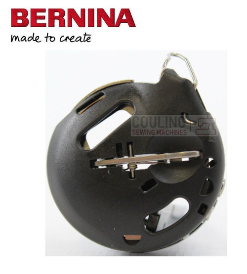 Bernina New Series Black Jumbo Bobbin Case 720 740 770QE 790 + NEW 4/5 Series S570