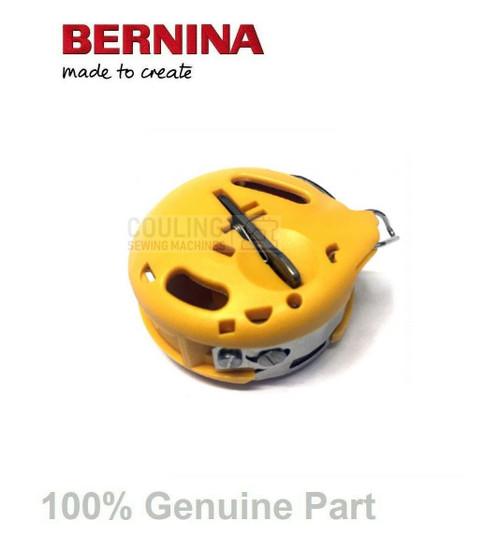 Bernina New Series GOLDEN YELLOW High Tension Bobbin Case 720 740 770QE 790 + NEW 4/5 Series S570