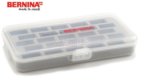 Bernina NEW 4, 5, 7 & 8 Series Black Jumbo Bobbin Box 0250325001
