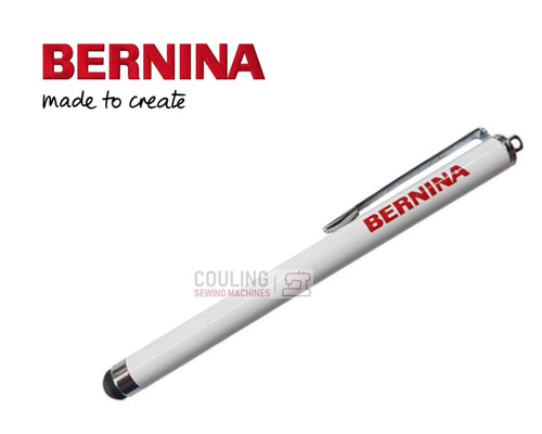 Bernina Stylus Touch Screen Pen New 5 Series White - 1026705000