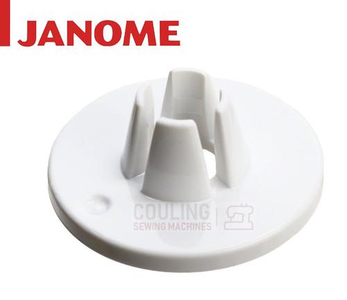 Janome Standard Spool Pin Cotton Holder SMALL CAP DISC - 822019004