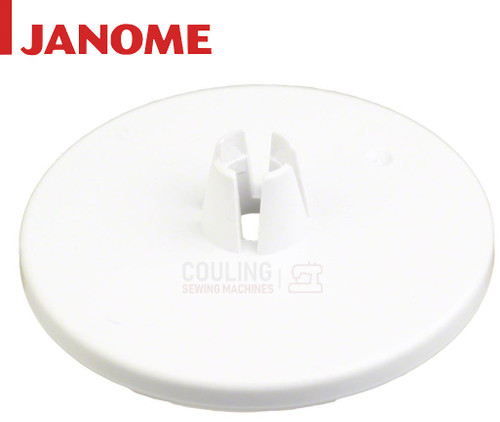 Janome Standard Spool Pin Cotton Holder LARGE CAP DISC - 822020307