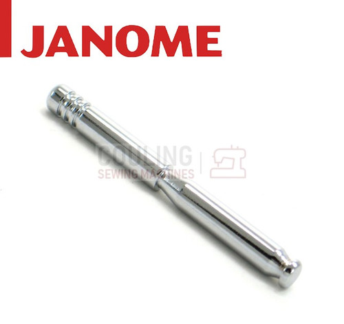 Janome Standard Replacement Spool Pin Cotton Holder Metal Chrome -652205006