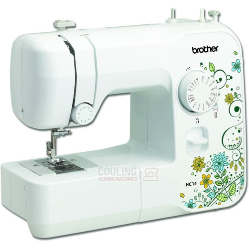 Brother HC14 Sewing Machine + Instructional DVD *FREE UK NEXT DAY