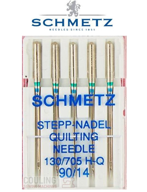 Schmetz Sewing Machine Needles Quilting H-Q Patchwork Size 90/14