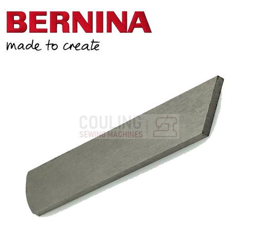 Bernina Overlock LOWER BLADE KNIFE 004-008/334/335/1100/1150/2000 50145403