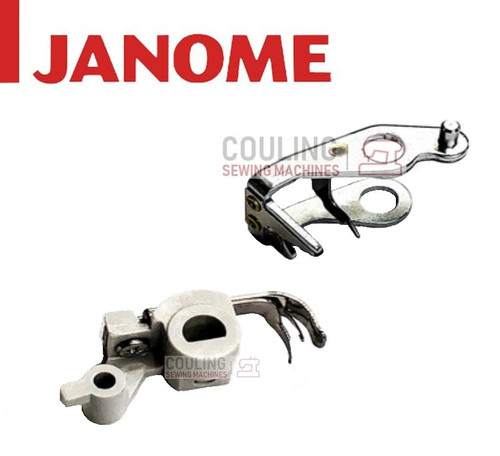 Janome Sewing Machine Needle Threader Unit (2 Piece Set) Atelier 7, 9, 500E, MC14000, MC15000, 9400QCP  862626004