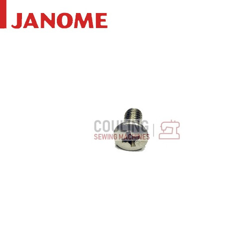 Janome Sewing Machine Needle Threader SMALL FIXING SCREW - 000105501