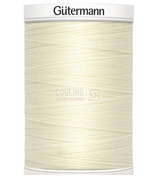 Gutermann Sew All Standard Thread 500m - IVORY 1