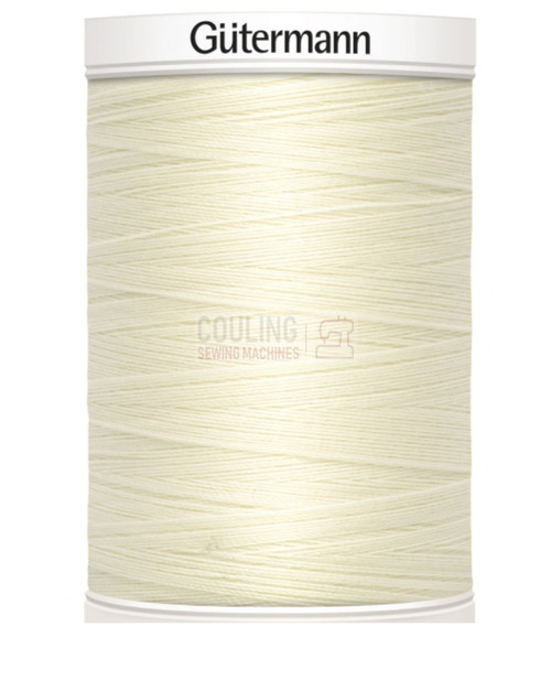 Gutermann Sew All Standard Thread 500m - IVORY 1