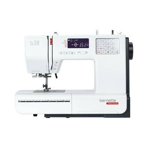 Bernette 38 Sewing Machine b38 - EX-DISPLAY
