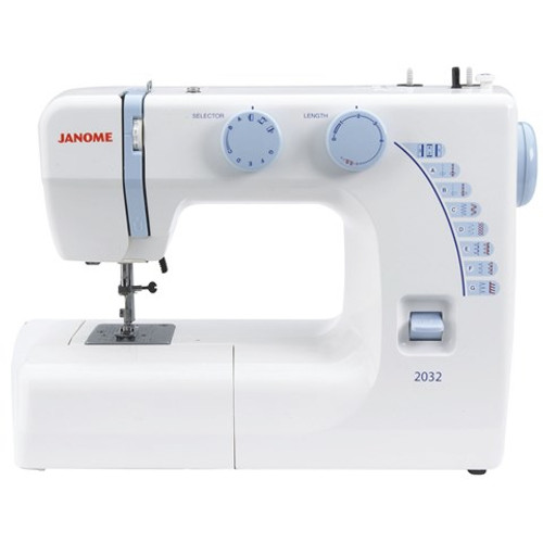 Janome 2032 Sewing Machine - 1 Yr Guarantee - Ex Display