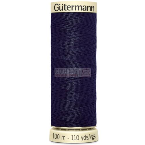 Gutermann Sew All Standard Thread 100m - DARK BLUE NAVY 339