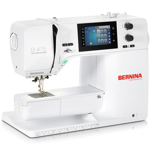 Bernina 475 Quilters edition Sewing Machine B475
