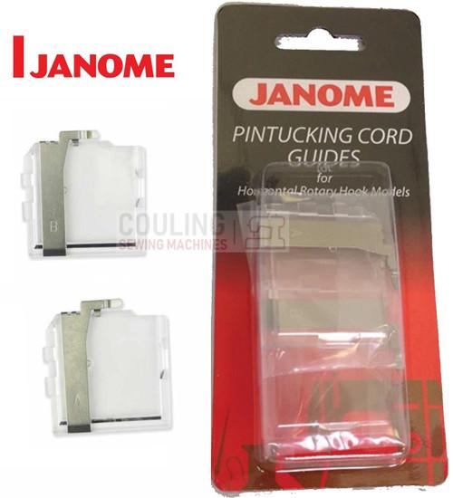 JANOME PINTUCKING PINTUCK CORD GUIDE SET - 200324009