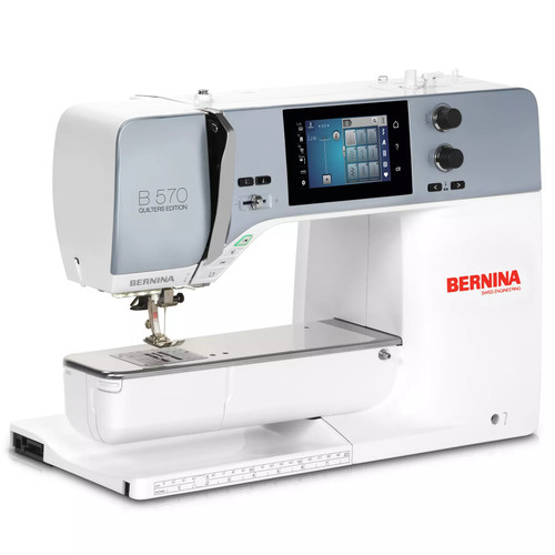 Bernina S-570QE Sewing Machine B570