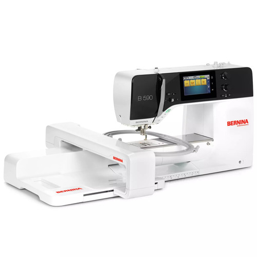 Bernina 590E Sewing, Quilting & Embroidery Machine