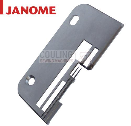 Janome Overlock Needle Plate 634D/644D/6234XL/9102D/9200D/9300DX/504D/204D/8002D/DM234   788601000