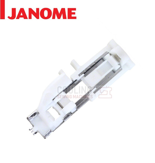 JANOME BUTTONHOLE FOOT 1 STEP AUTO R - 753801004 - CATEGORY B & C