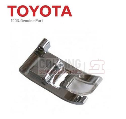 Toyota SP, ECO, ERGO Range Standard Zig Zag Foot - 7.5mm - 672422-AGA30