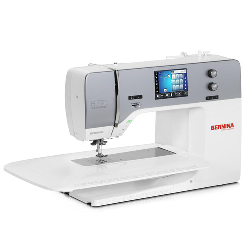 Bernina 770QE Sewing Machine B770